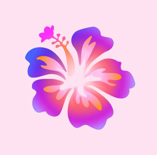 Логотип флористической компании