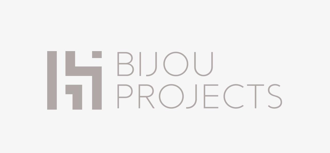 """Логотип """"Bijou Projects"""" (Canada)"""