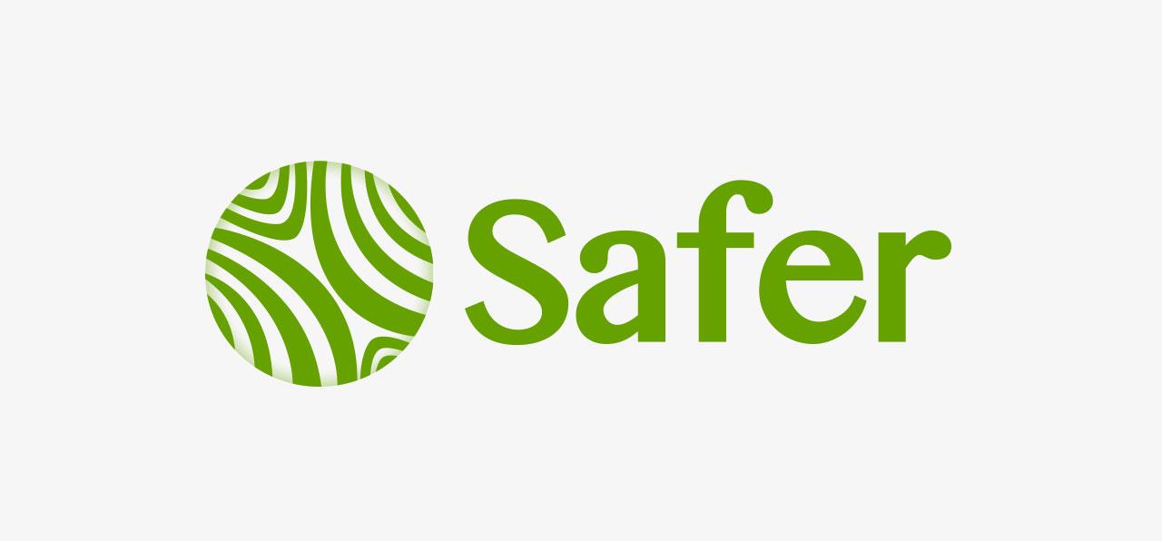 """Логотип """"Safer"""""""