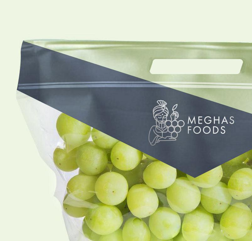 Логотип поставщика индийского винограда