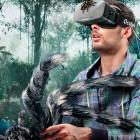 Рекламные баннеры аттракционов виртуальной реальности