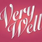 """Логотип Event-агентства """"Very Well"""""""